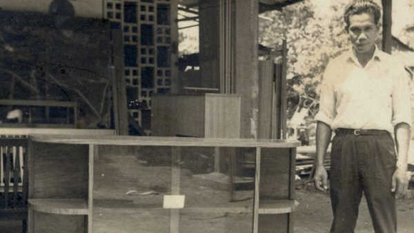Hamid Tukang Kayu Early Days