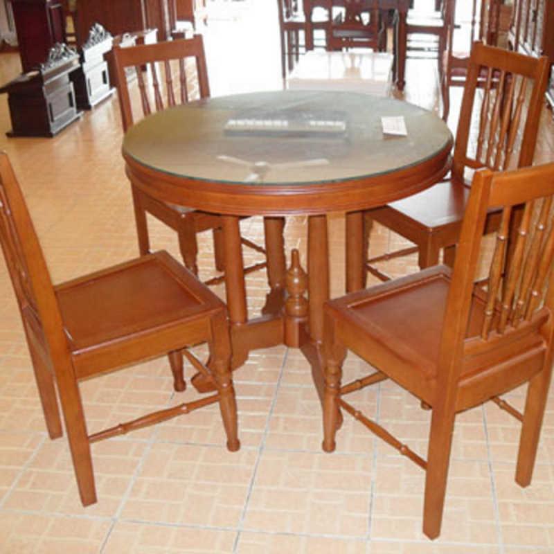 Kopitiam Dining Table Set