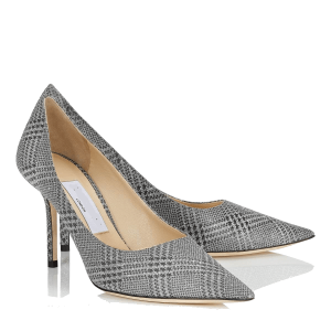 Sepatoo Exclusives Grey Fabricze Heels Fall 2018