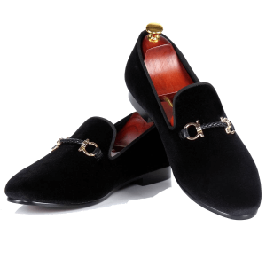 Sepatoo Flats Black Velvet Fall 2018