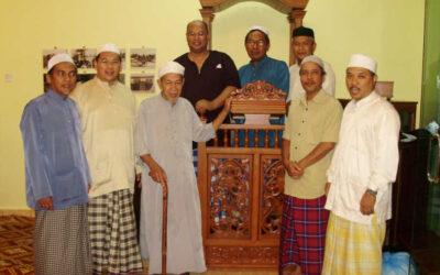 Majlis Tahlil Pembukaan Galeri Hamid Tukang Kayu, Putrajaya