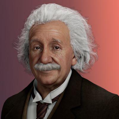 Prof. Albert Einstein